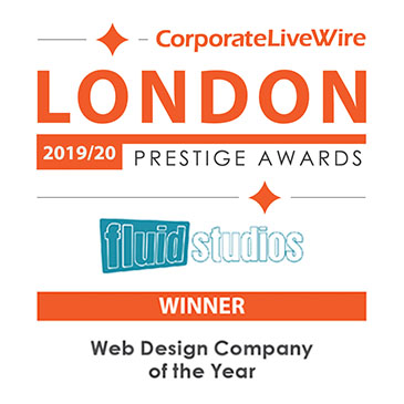 Web Design Company of the Year