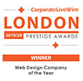 London Prestige Award Winner