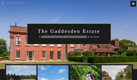 The Gaddesden Estate in the Chilterns