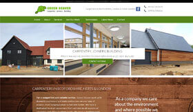 Hertfordshire website design company